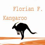 "Single by Florian F. ""Kangaroo"""