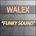"""Single by Walex """"Funky Sound"""""""