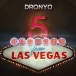 "Single by Dronyo ""5 Minutes From Las Vegas"""