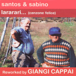 "Single by Santos & Sabino ""Lararari (Canzone Felice)"" – Giangi Cappai Remix"
