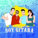 "Single by Los Tios Feat. Kledia ""Soy Gitana"""