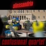 "Single by Confusional Quartet ""Alessandria"""