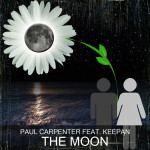 "Single by Paul Carpenter Feat. Keepan ""The Moon"""