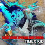 "Single by Sigue Sigue Sputnik Electronic ""Timex Kid"""