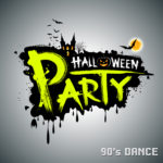 Compilation HALLOWEEN PARTY (90's Dance)